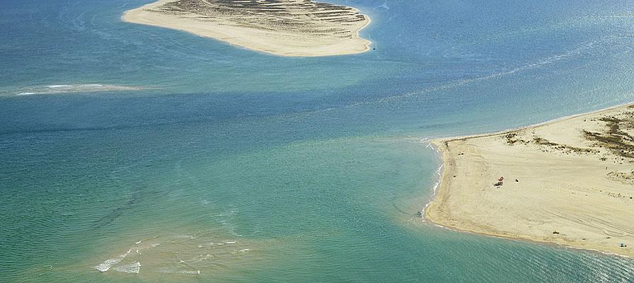 Barra da Armona - Ria Formosa - Algarve