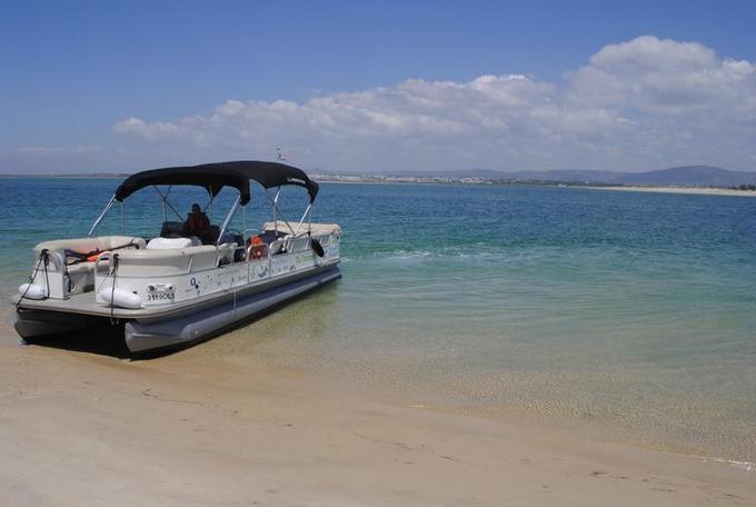 Boat Tours in Ria Formosa, Algarve